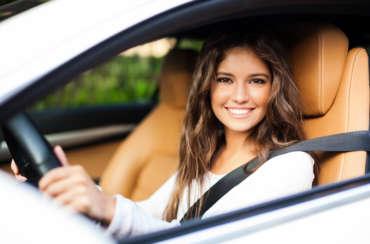 Femmes au volant, moins d'accidents…
